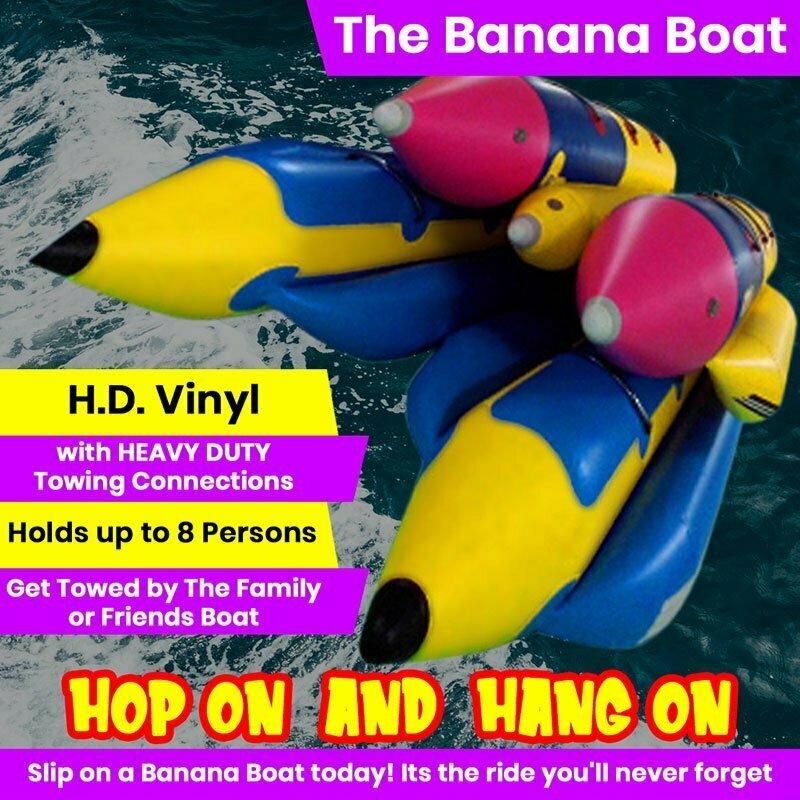 New Banana Boat