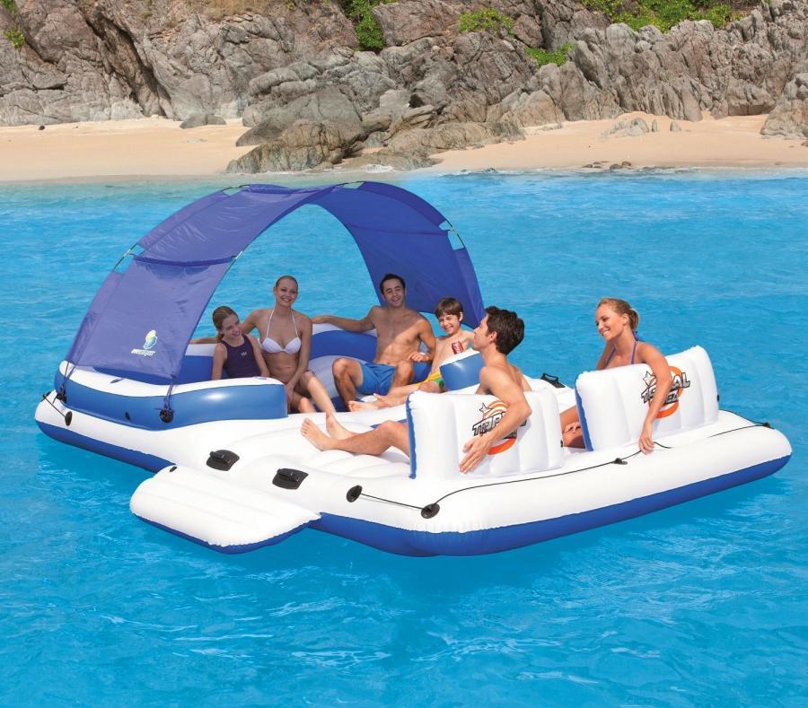 island floats